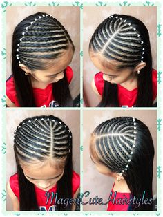 - Kanekalon Braids Are Officially a Thing and Not Only for Natural Hair - The Trending Hairstyle Loose French Braids, French Braid Ponytail, Elegant Ponytail, Twist Ponytail, Braids With Curls, Long Box Braids, Cool Braids, Kanekalon Braids, Cornrows