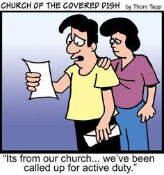 Catholic Humor |Clean Jokes For Church Bulletins