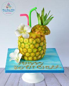 Summer birthday cake !!! by Sylwia Sobiegraj (Have some cake by Sylwia Sobiegraj)