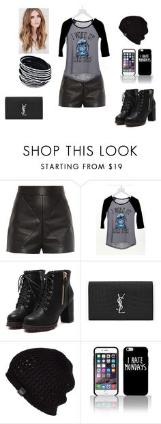 """monday"" by tobias4eaton on Polyvore featuring Balenciaga, dELiA*s, Yves Saint Laurent and UGG Australia"
