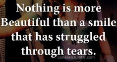 Struggle thru...in the end, it's worth it!