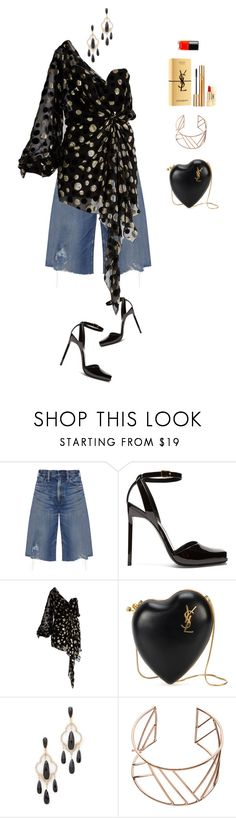 """""""IT!"""" by maria-laura-correa-da-silva ❤ liked on Polyvore featuring Simon Miller, Yves Saint Laurent, Kate Spade and John Lewis"""