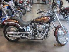 2004 Harley Davidson Softail Deuce 2,214 Miles, Custom Paint #2527 $20,999