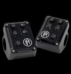 PM | Motorcycle Switch Housings