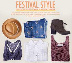 Festival Style: Tips For Coachella!