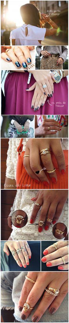 Mini Anéis