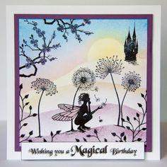 Fairy Wishes 70th Birthday