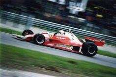 Clay Regazzoni, Ferrari 312T2, Italy, 1976
