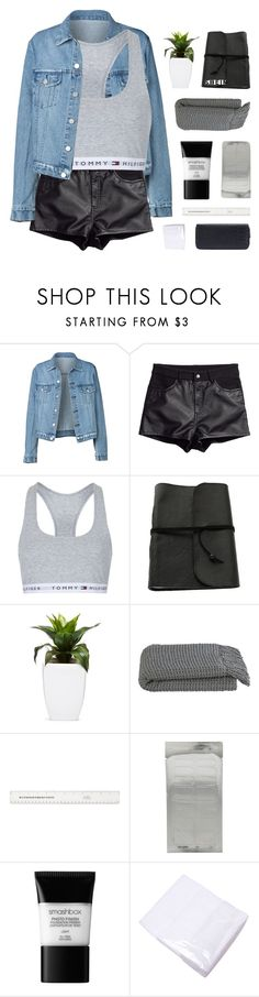 """""""swimmin' in the deep blue sea"""" by kristen-gregory-sexy-sports-babe ❤ liked on Polyvore featuring H&M, Topshop, Crate and Barrel and Smashbox"""