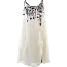 Prada Dresses (7.850 BRL) ❤ liked on Polyvore featuring dresses, prada and prada dresses