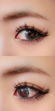 Soft Cosmetic Color Contact Lenses Prescription Jade-Like Eye (Blue)