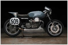 '78 Moto Guzzi Le Mans I – Revival Cycles