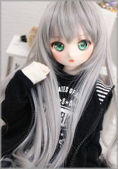 Bratz Doll, Bjd Dolls, Barbie Dolls, Pretty Dolls, Beautiful Dolls, Anime Chibi, Kawaii Anime, Dream Anime, Kawaii Doll
