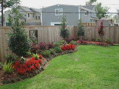 Easy Backyard Landscape Design Ideas - http://dreamdecor.xyz/20160621/backyard-design-ideas/easy-backyard-landscape-design-ideas/200