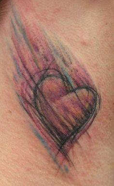 Gabriel Cece - sketchy heart