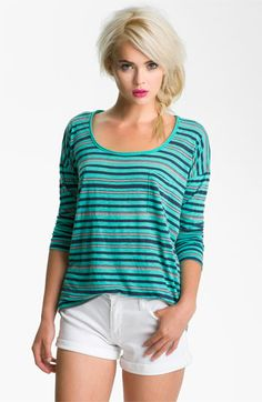 Splendid 'Capeside' Stripe Top available at Nordstrom