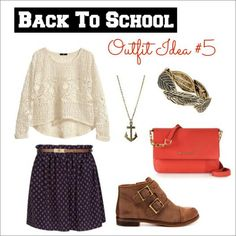 5 First Day of School Outfit Ideas