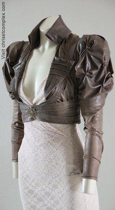 Steampunk Wedding Dress | Steam punk! | Costume Stuff