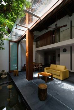 Ubon House By Supermachine Studio Kien Truc Pinterest House - Ubon-house-in-thailand-by-supermachine-studio