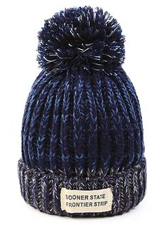 c03d72e8891 Women Winter Hats - Soft Stretch Cable Knit Ribbed Faux Fur Pom Pom Beanie  Hat -