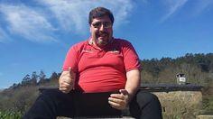 Hoy hemos decidido salir a trabajar al aire libre, con este día de sol y 20° en Galicia en marzo hay que aprovecharlo, tu también puedes hacerlo, se el dueño de tu negicio, de tu tiempo y de una económia solvente. http://anabelycarlosmarketers.info/rias #anabelycarlos