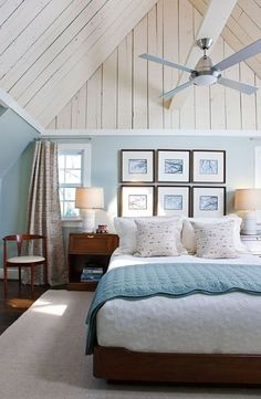 Comfy Cottage Style Bedroom Ideas  (13) #beachcottagestylerustic #beachcottagestylebedroom