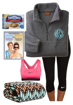 """""""Winter where are you?"""" by jane-dodge ❤ liked on Polyvore featuring NIKE and Vera Bradley"""