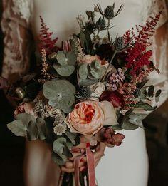 Wedding Bouquets, Wedding Flowers, Industrial Wedding, Real Flowers, Flower Arrangements, Bridal, Floral Wreath, Wreaths, Weddings