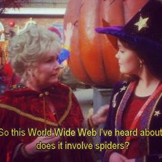 10 ~important~ life lessons you learned from halloweentown