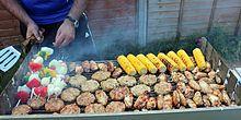 Barbecue - Wikipedia, the free encyclopedia