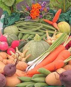 Stoffwechsel anregen Lebensmittel Gemüse