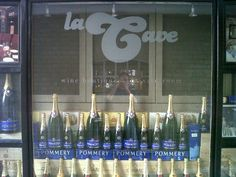 Do you think we have enough Pommery?