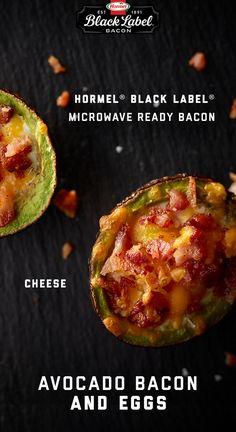 Hormel Foods Recipes: Easy dishes for everyone to enjoy. Avocado Breakfast, Bacon Breakfast, Delicious Breakfast Recipes, Brunch Recipes, Bacon Egg, Bacon Wrapped, Eggs, Label, Tasty