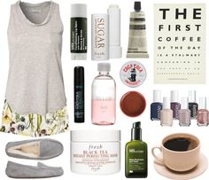 """""""Je suis paresseuse."""" by cheeky-chappy ❤ liked on Polyvore"""