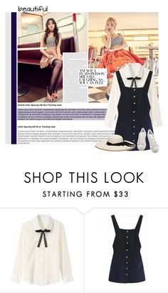 """""""AOA"""" by julia-ngo ❤ liked on Polyvore featuring WithChic, adidas and Sensi Studio"""