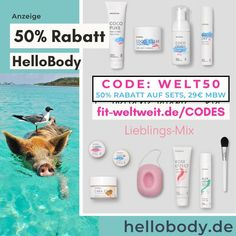 Natural Mojo, Hello Body, After Sun, Influencer, Lotion, Coding, Juni, Pure Products, Instagram