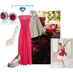 """Ruby sizzle"" by maria-kuroshchepova on Polyvore"