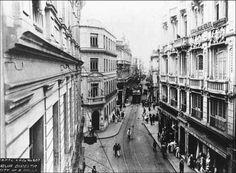 Rua Direita, 1916  Antigo e Belo