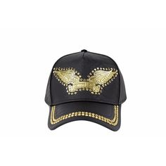Shop Women s Robins Jean Black Gold size OS Hats at a discounted price at  Poshmark. Description  Color  Gold Collection Sold by bananamelons. b357d9c07f5