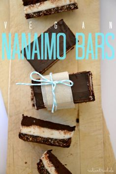 A popular request by family and friends, these Vegan Nanaimo Bars prove that dessert can be luxurious even without butter, heavy cream, and refined sugars.