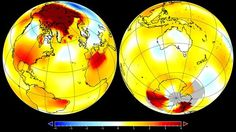 Global warming record crumbles due in part to freak Arctic warmth