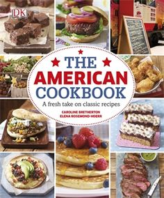 The American Cookbook is a fresh, foodie approach to classic recipes from the American diner- think comfort food with a gourmet twist. Enjoying American food channels serving up food programmes such as Diners, Drive-ins and Dives?The American Cookbook features over 150 recipes, covering great American classics such as pulled pork with delicious contemporary alternatives.