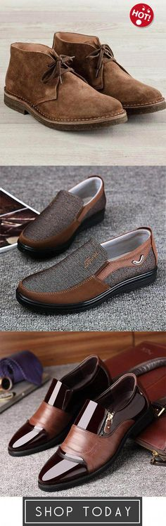 Mens Leather Wedding Shoes Formal Loafers Lace-up Casual Oxford Business Shoes Teresamoon