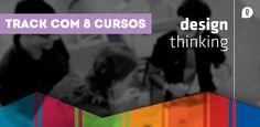 Curso online de Design thinking! passando por todo o processo do duplo diamante http://www.descola.org/track/1/design-thinking