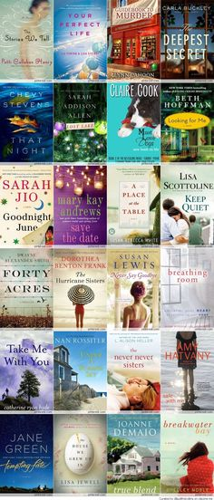 2014 Must Read Books. For more book fun, follow us on Pinterest : http://www.pinterest.com... AND on Facebook : http://www.facebook.com/...