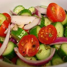 Traditionele Griekse salade