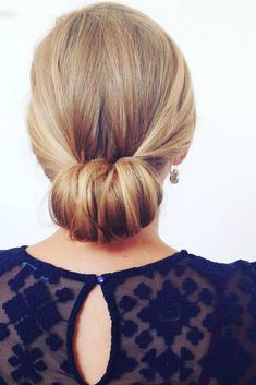 Easy Quick Hairstyles Alluring 18 Easy Quick Hairstyles For Busy Mornings  Quick Hairstyles Easy