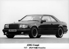 MB W124 AMG Coupe  Sigh.