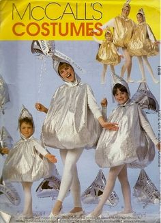 HERSHEY'S KISS Costume Sewing Pattern - Chocolate Candy Kisses Costumes