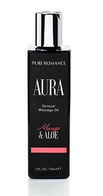 pure romance aura massage